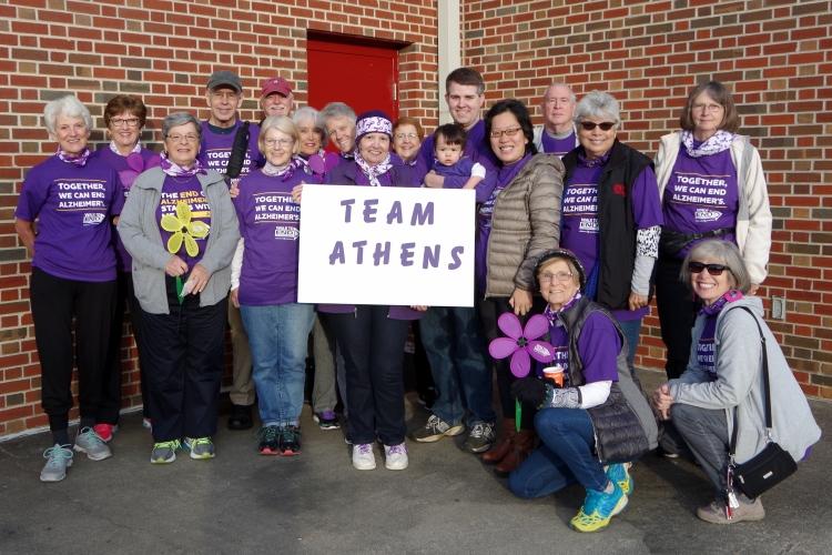 team Athens 2017